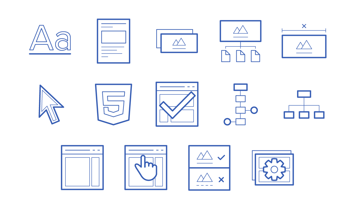 Iconset Creative Capabilities